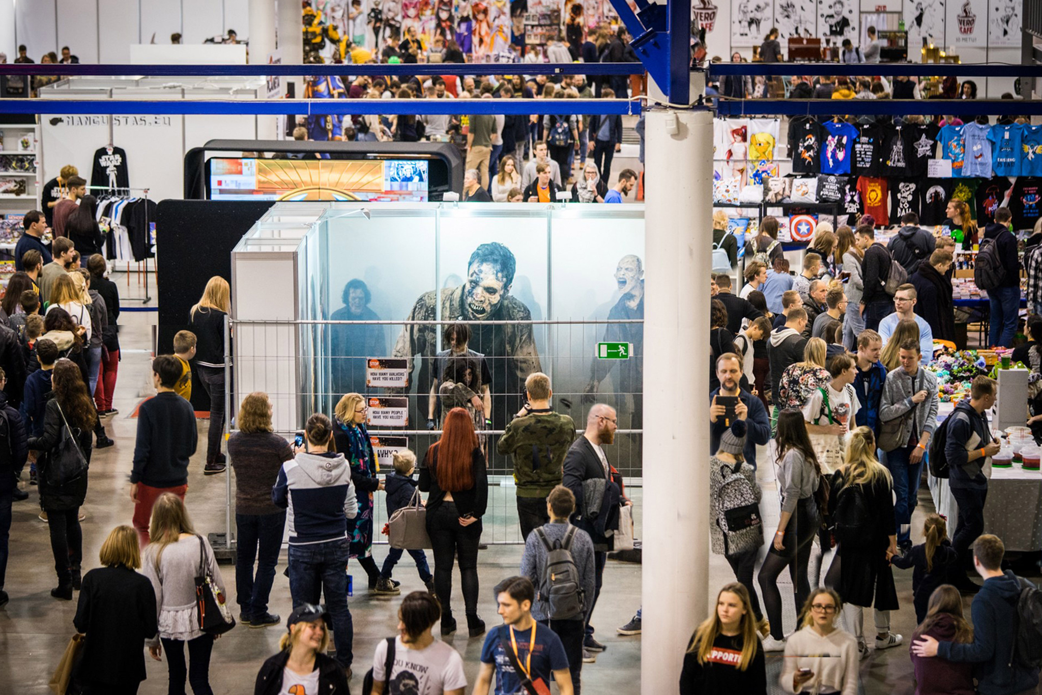 A list of things you can't miss at Comic Con Baltics