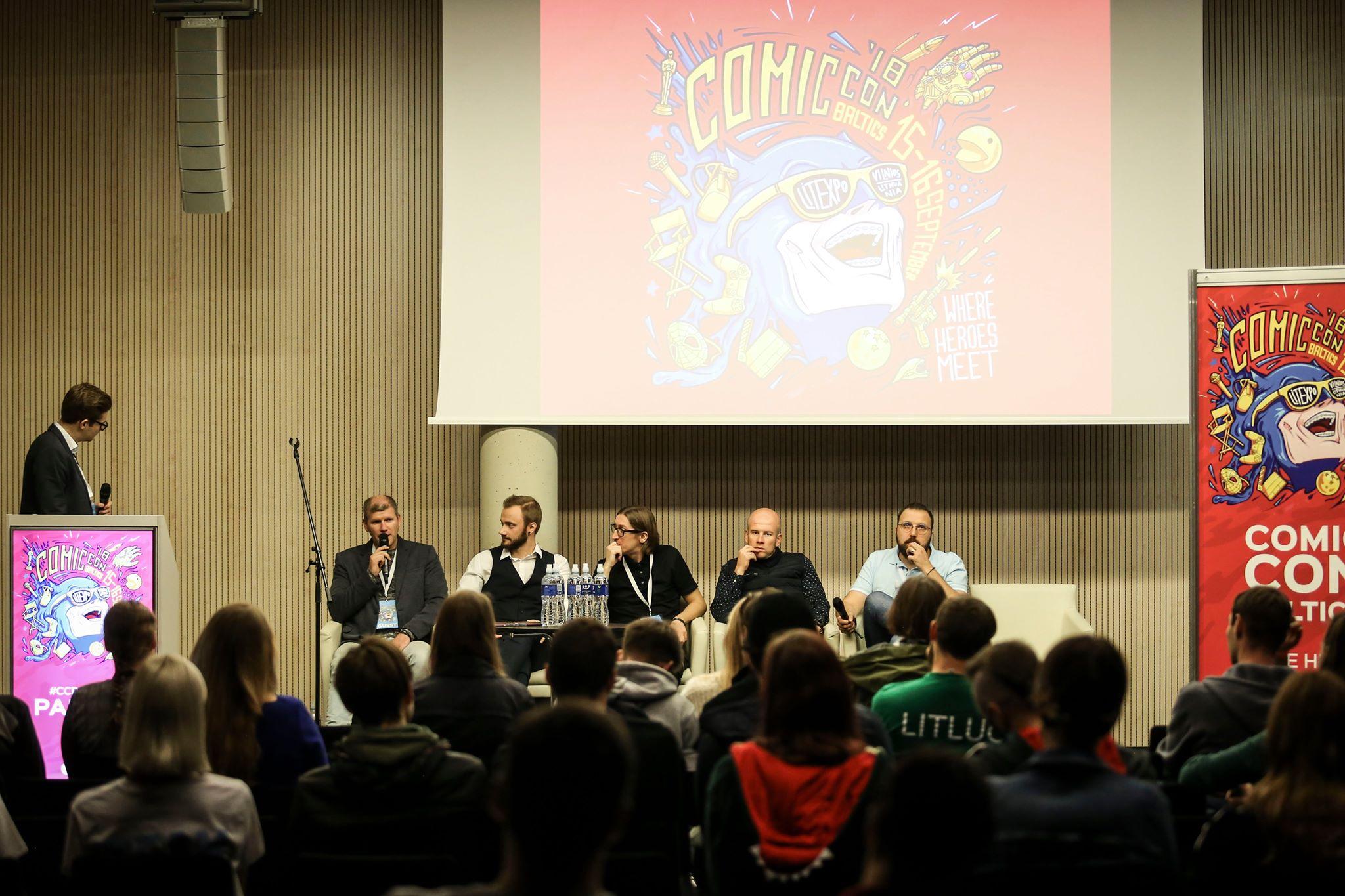 Lietuvos filmų kūrėjams – unikali galimybė pristatyti dar tik kuriamus projektus