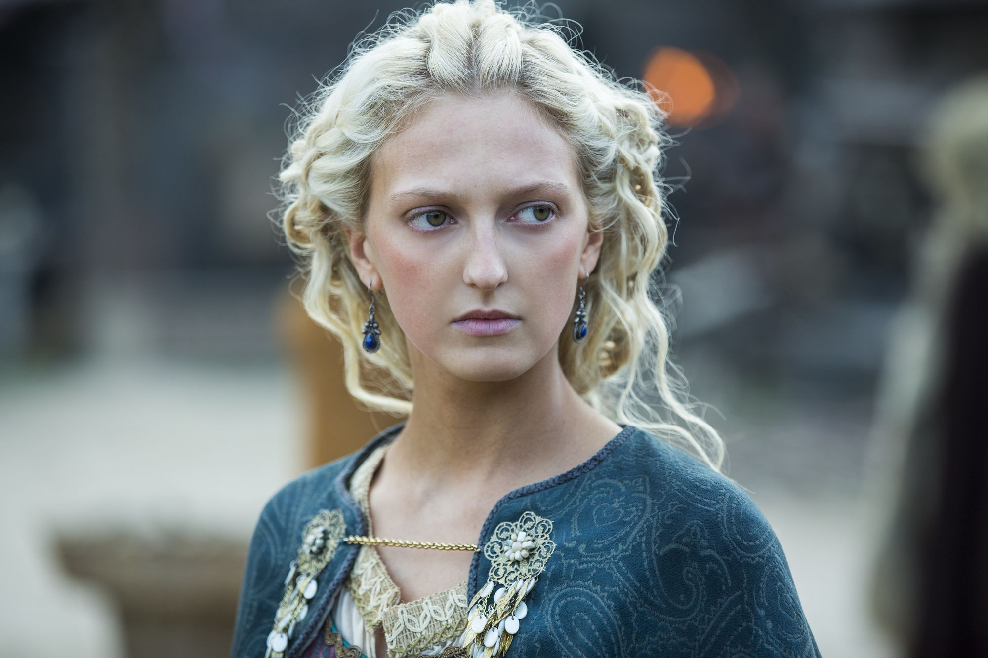 "Interview with the star of the ""Vikings"" before her arrival to Lithuania this autumn"