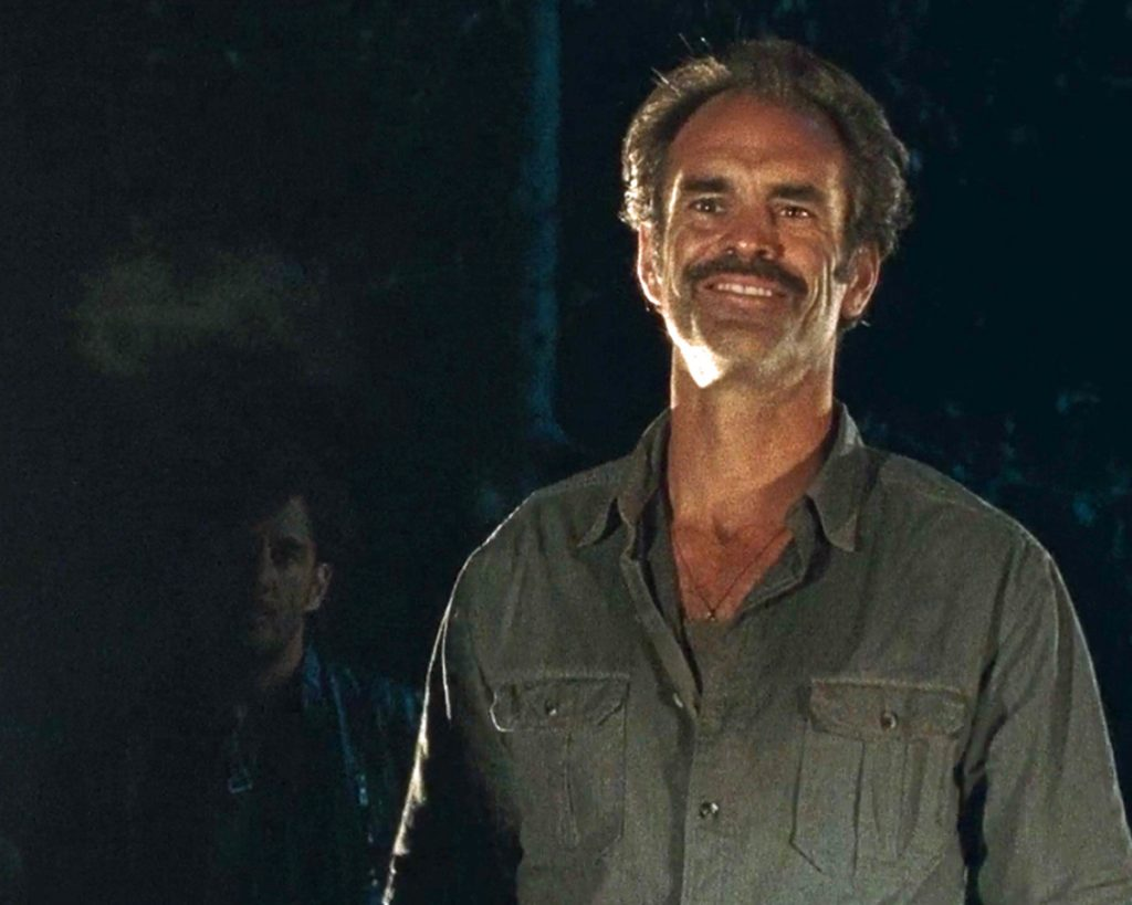 The Walking Dead ir Steven Ogg