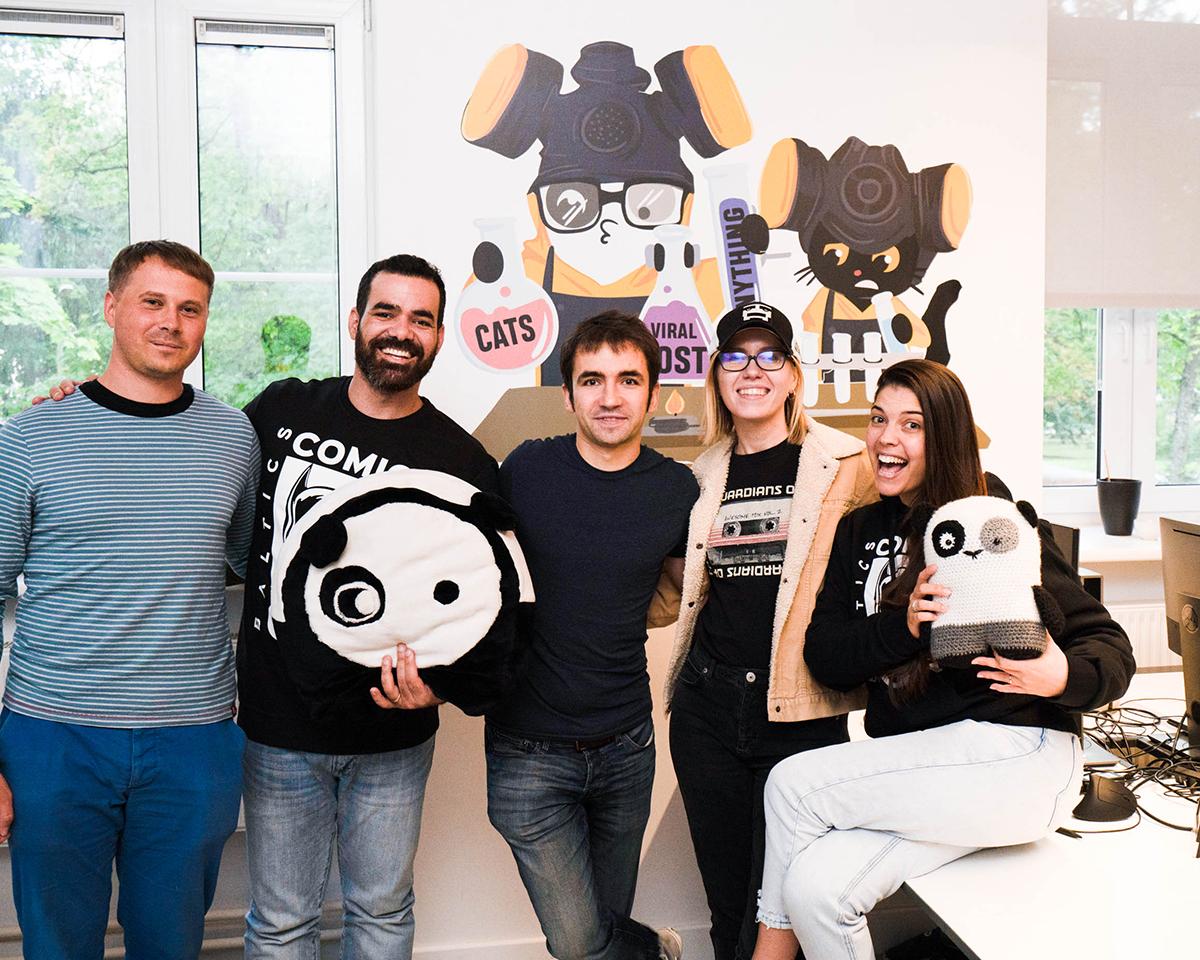 Milijonai sekėjų vos per kelias savaites: kaip lietuviai išpildė Izraelio komiksų kūrėjų svajones