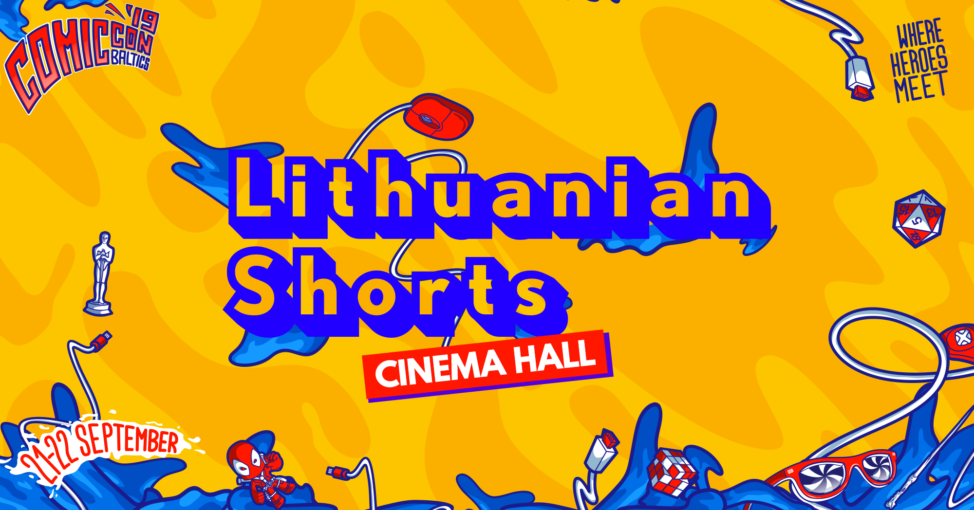 Lithuanian Shorts Cinema Hall