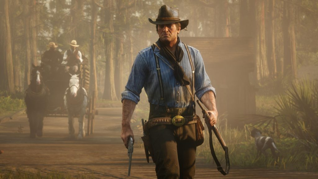 Red Dead Redemption žvaigždės