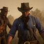 "The stars of the legendary game ""Red Dead Redemption"" will meet fans in Lithuania"