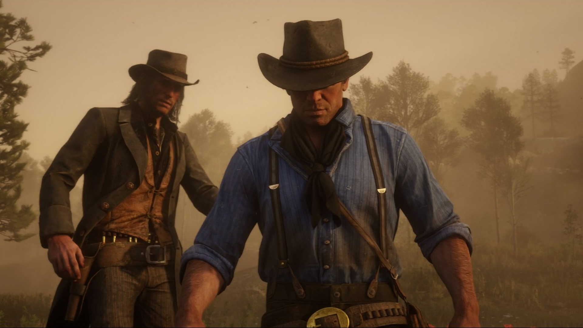 """The stars of the legendary game """"Red Dead Redemption"""" will meet fans in Lithuania"""